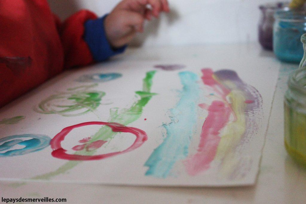 peinture sucrée comestible (9)