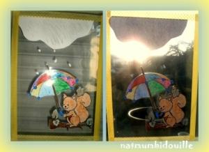 Activité parapluie