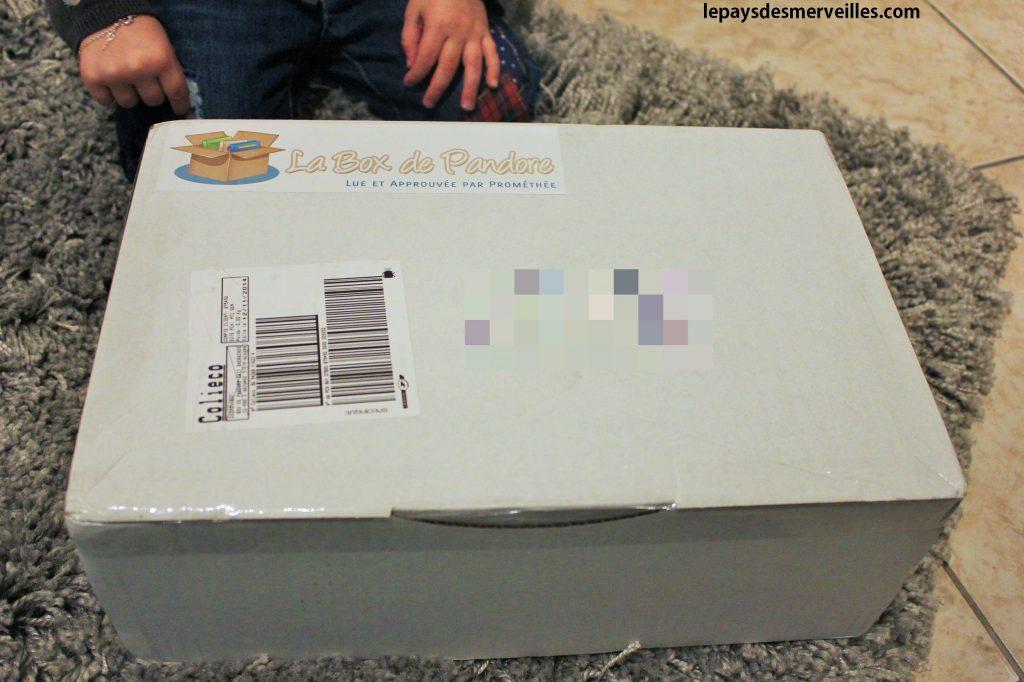 Box de Pandore (1)