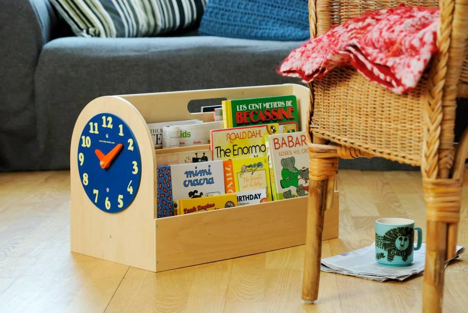 bibliothèque enfant - Tidy books (1)