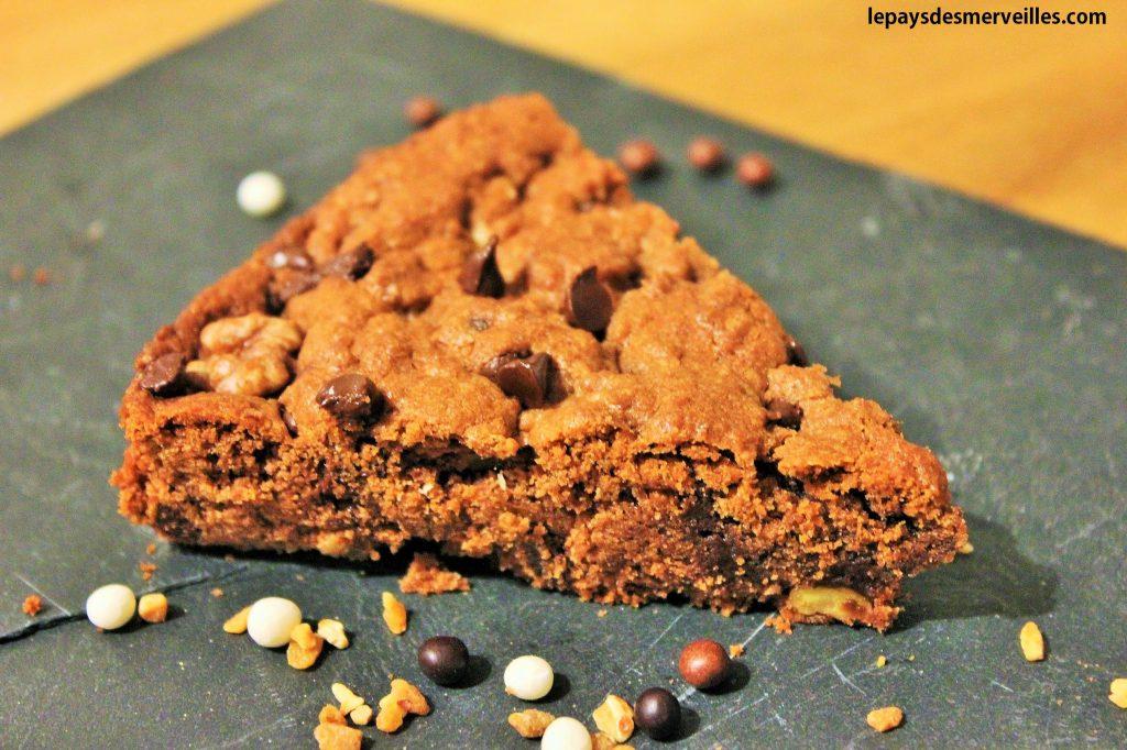 gâteau chocolat noix nesquik(5)