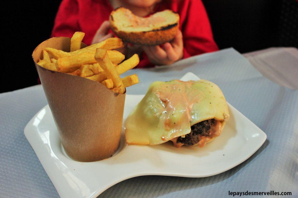 restaurant burger rouen