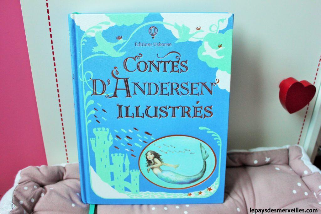 Contes d'Andersen illustrés - usborne (1)