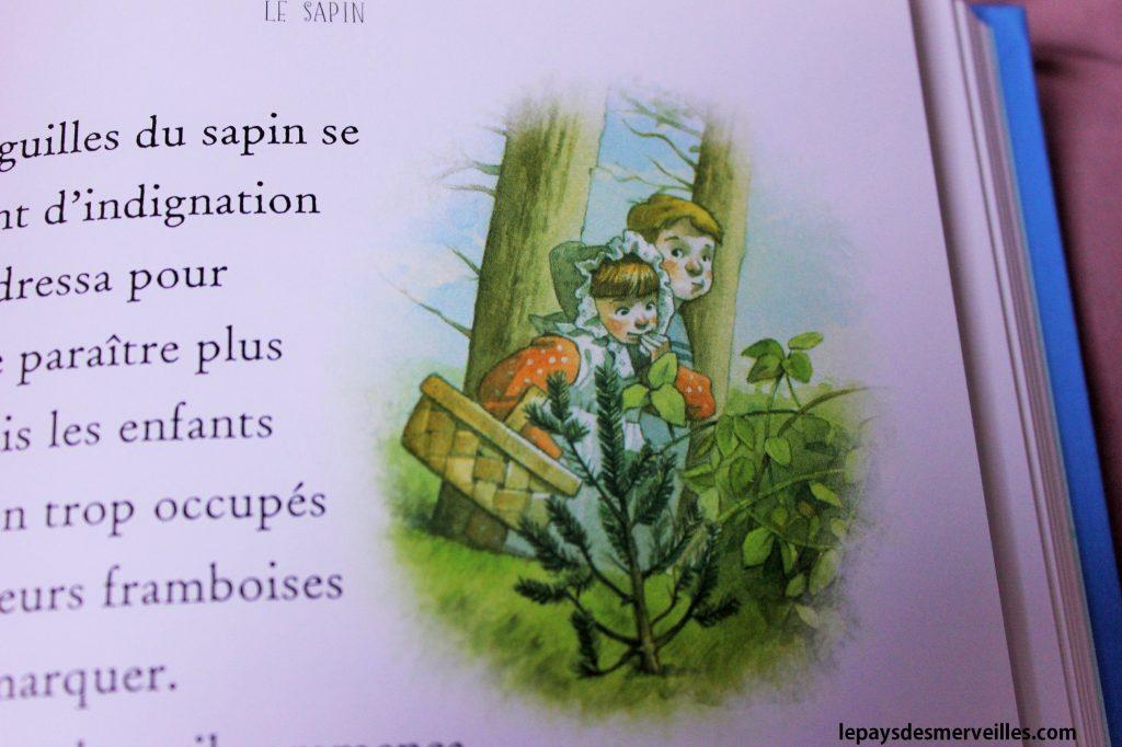 Contes d'Andersen illustrés - usborne (4)