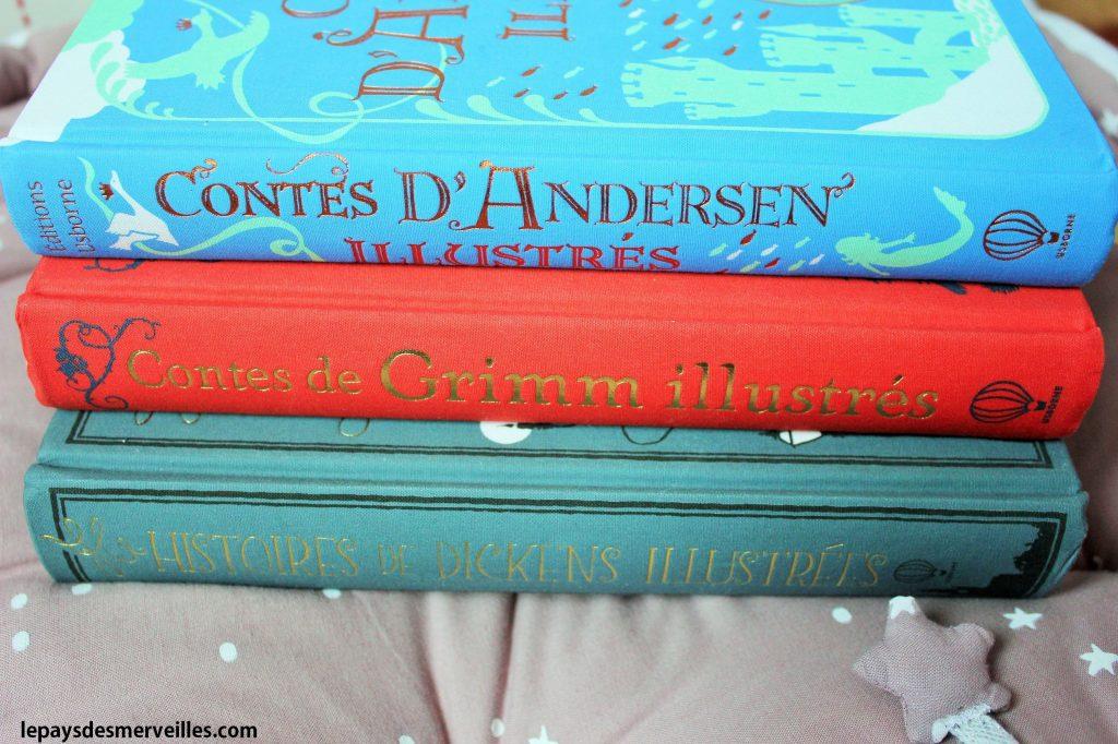 Contes et histoires illustrés - Usborne - Editions de Luxe (1)