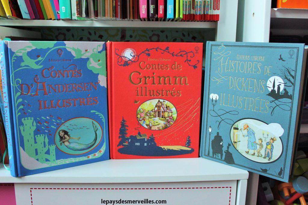 Contes et histoires illustrés - Usborne - Editions de Luxe (2)