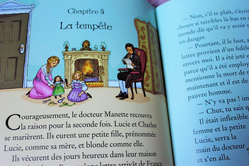 Histoires de Dickens Illustrées Usborne (4)