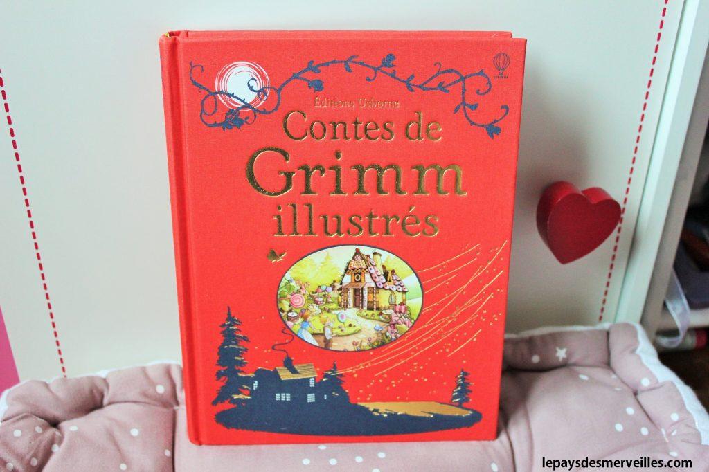 contes de Grimm illustrées - Usborne (1)