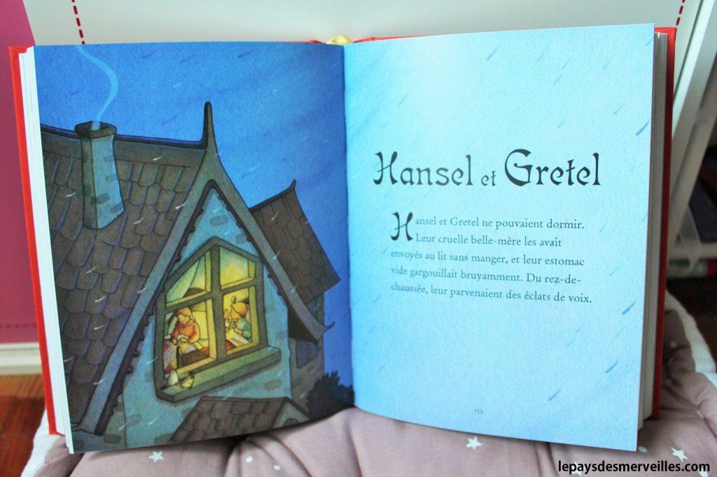 contes de Grimm illustrées - Usborne (2)