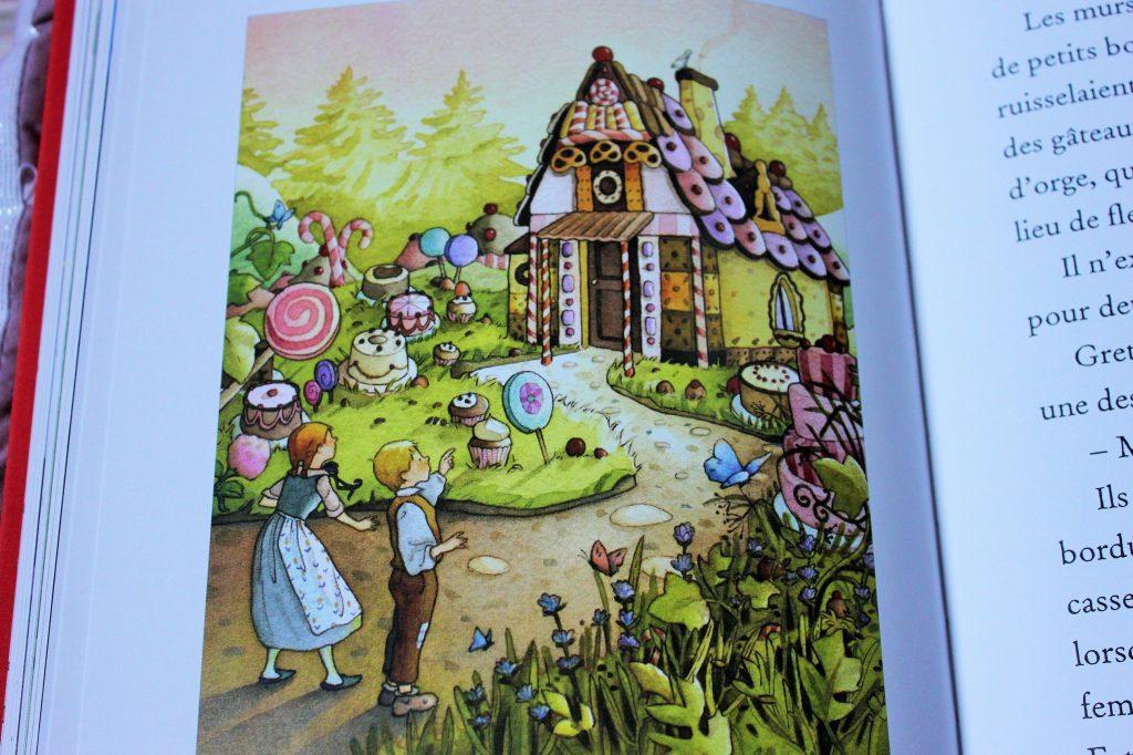 contes de Grimm illustrées - Usborne (3)