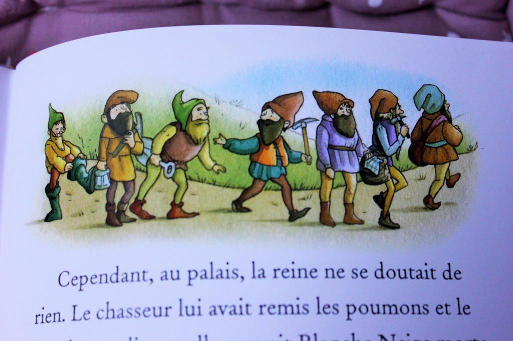 contes de Grimm illustrées - Usborne (5)