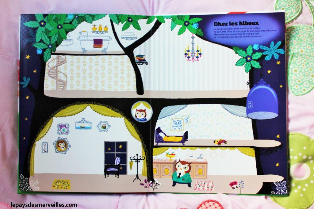livre magnétique - Les nouvelles maisons des petits amis (3)
