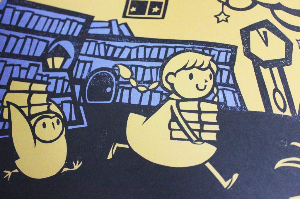 une chouette bibliothèque Grund (6)