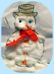 activité manuelle neige 3