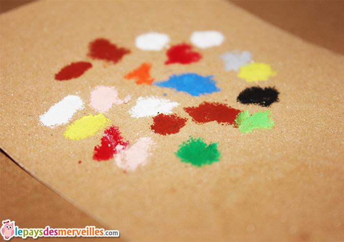 dessiner sur du papier de verre (3)