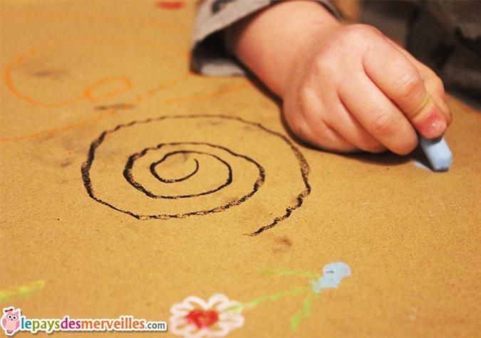 dessiner sur du papier de verre (7)