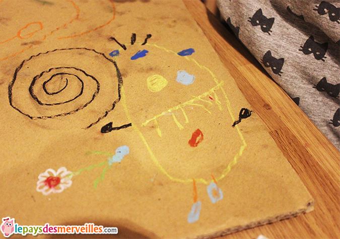 dessiner sur du papier de verre (9)