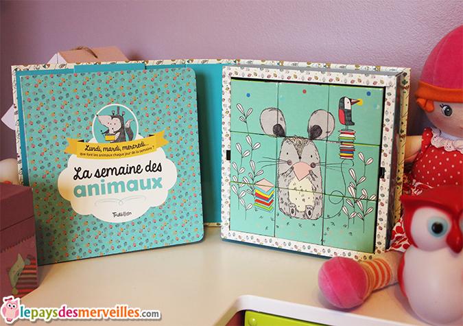 la semaine des animaux - editions tourbillon - cubes (2)