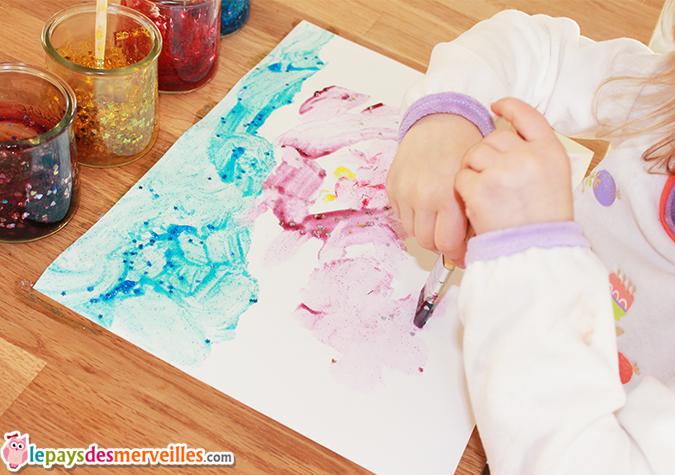 peinture gel 5