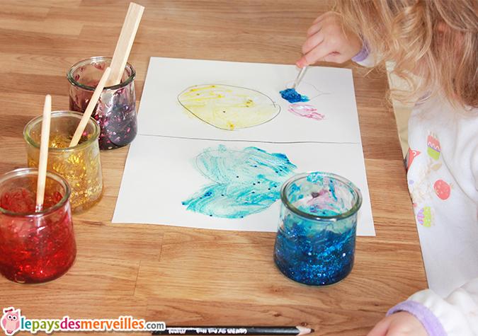 peinture gel 6