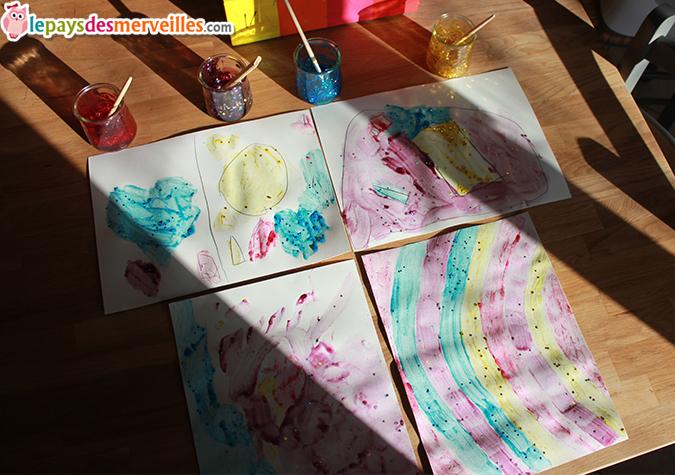 peinture gel 8