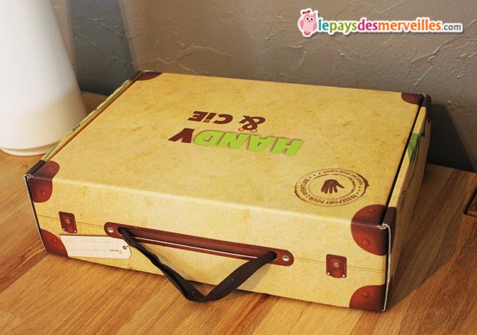 box activité manuelle enfant