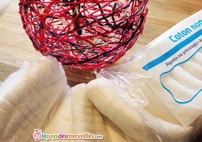 bricolage oeuf de paques coton (1)