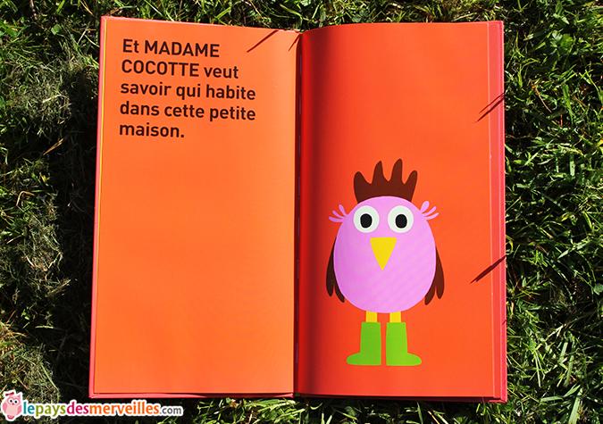 Edouard Manceau Madame Cocotte