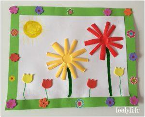 activité manuelle printemps