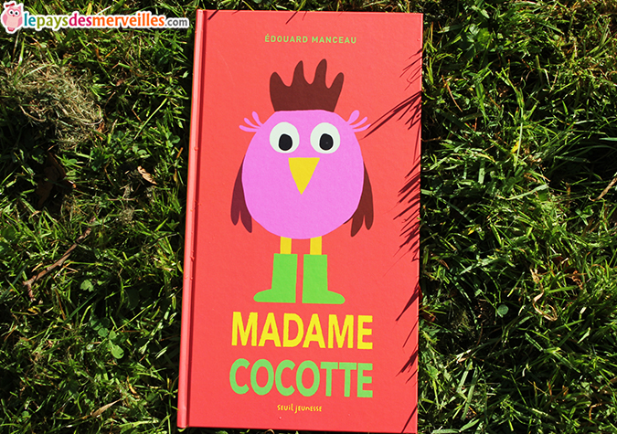 madame cocotte Edouard Manceau