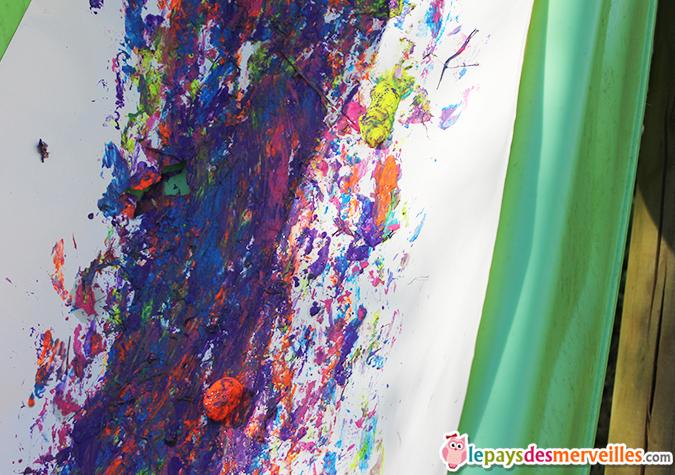 peinture exterieure enfant