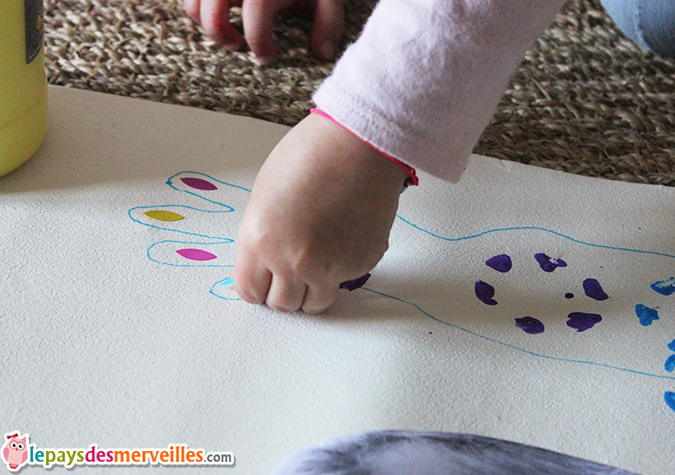 activité manuelle enfant