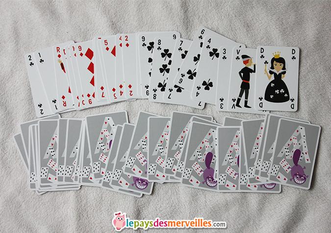 jeu de cartes enfants