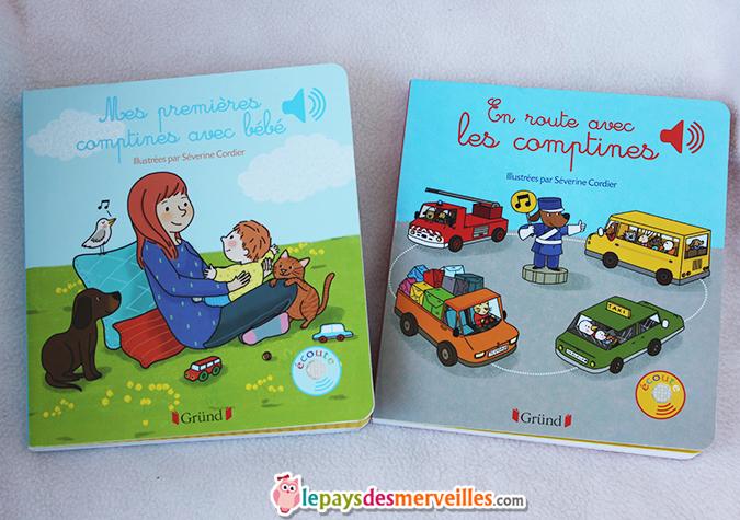 Deux Livres Pour Chanter Avec Bebe Et Les Enfants Editions