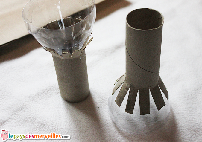 DIY djembé papier maché (2)