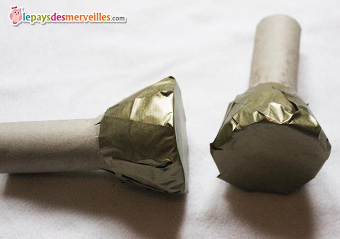 DIY djembé papier maché (5)