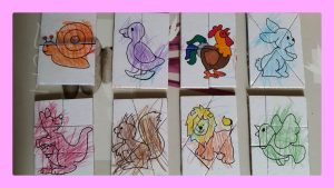 creation puzzles enfant