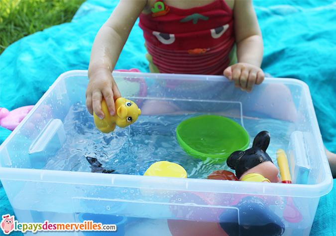 Célèbre Quand il fait beau et chaud, c'est jeux d'eau !°° - Le pays des  NX25