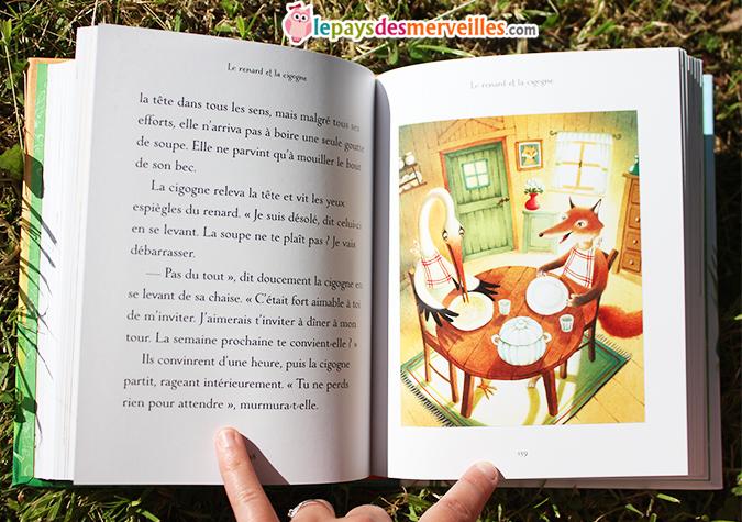 recueil de fables enfants
