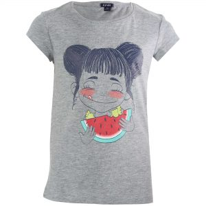 tee shirt pasteque fille