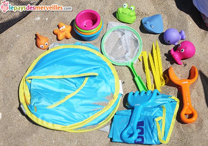 Ludi piscine de plage accessoires