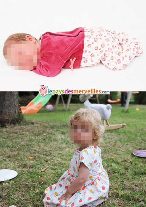 bébé evolution naissance 1 an