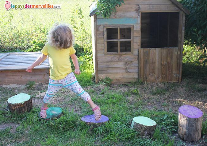 jeu extérieur occuper enfant
