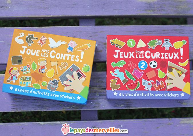 joue avec les contes jeux pour les curieux editions Grund