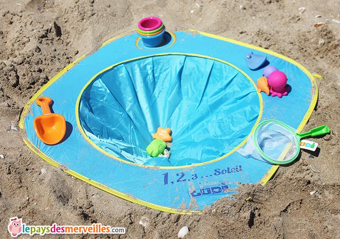 ludi piscine de plage test