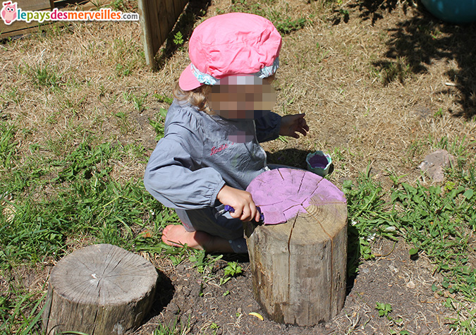 peinture sur bois activité enfant (1)