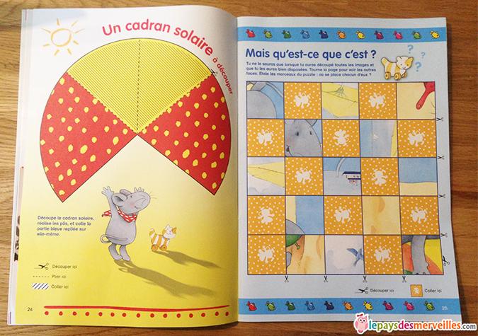 magazine jeux enfant