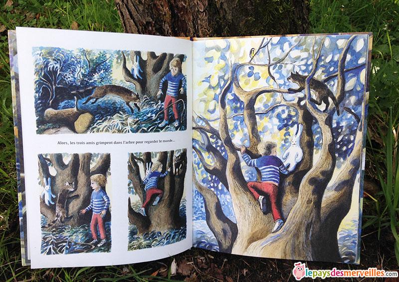 Livre jeunesse Anne Brouillard