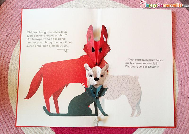 livre animé animaux
