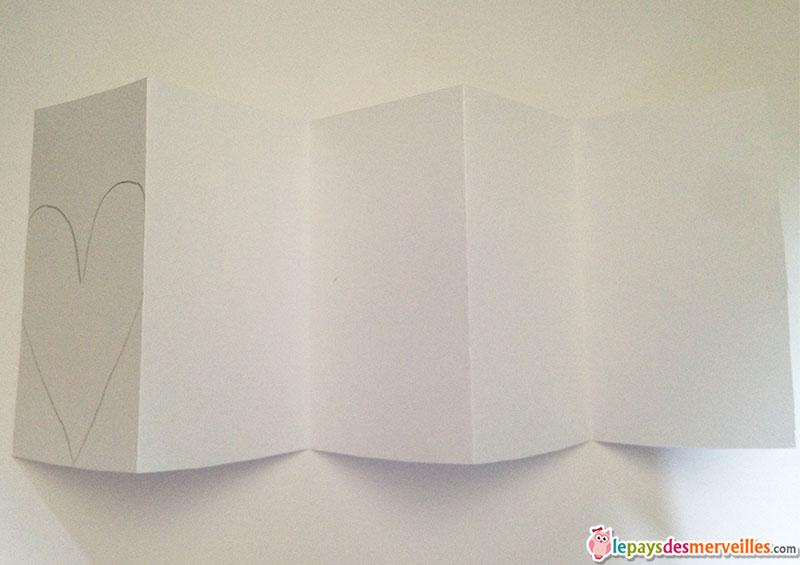 ribambelle de papier guirlande